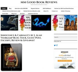 Deviant Desire - MM Good Book Reviews