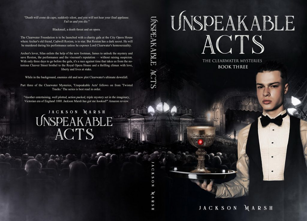 Unspeakable Acts published